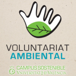 Logotip del voluntariat ambiental
