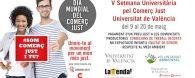 La Universitat de València celebra la V Setmana Universitarària pel Comerç Just que tindrà lloc del 9 al 20 de maig de 2016, amb motiu del Dia Mundial del Comerç […]